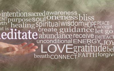 Meditatie- Vedanta – maandagavond – donatiebasis
