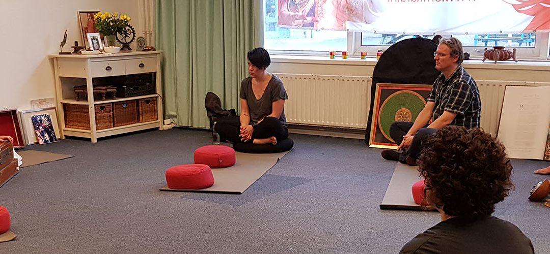 Meditatie & vedanta avond-wekelijks op maandag