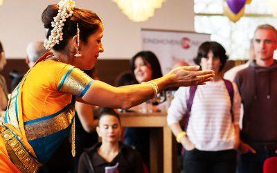 Dancing as Partner of International Women's Week – CLO Eindhoven